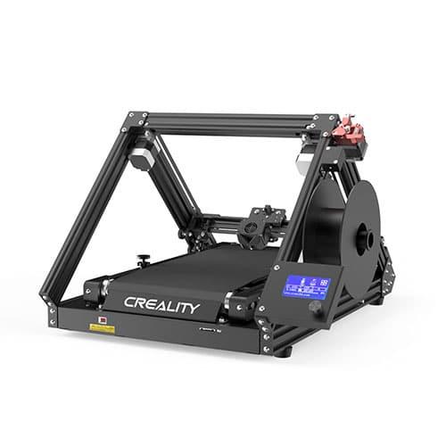 Creality 3D Print Mill vista lateral